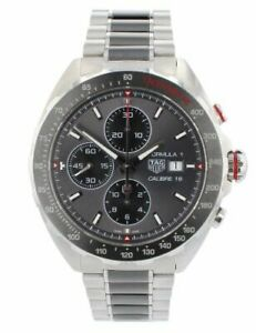 Mens - Tag Heuer Formula 1 Pre Owned Watch Ref CAZ2012