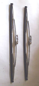 SUNBEAM ALPINE FASTBACK 1974   TO  1975  WIPER BLADES 16 INCH PAIR JR228