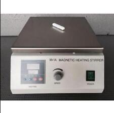 15L Digital Thermostatic Magnetic Stirrer mixer with hotplate 110V or 220V ss
