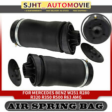 2x Air Suspension Springs Bags Rear fit Mercedes Benz W251 R280 R320 R350 R500