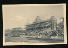 India CALCUTTA Horse Racing Race Course Viceroy's Cup Day c1910s PPC