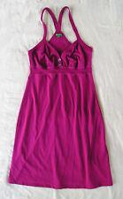 United Colors of Benetton - NWOT Purple empire Sundress, Cotton Elastane, M