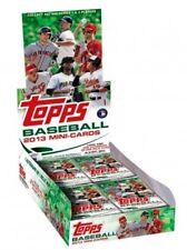 2013 Topps Mini Baseball Set (660 Cards)