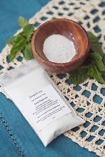 1oz PEPPERMINT Vegan Organic Fluoride Free Remineralizing Tooth Powder