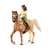 SCHLEICH 42414 Horse Club Mädchen Sarah & Araber Stute Mystery  Neuheit 2018