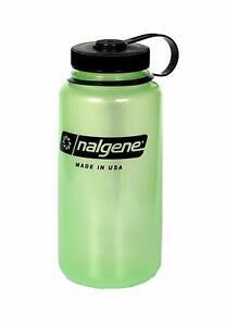Nalgene Trinkflasche WH Glow 1L grün