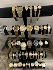 Huge Vintage Watch Lot-Accutron, Bulova, Seiko, Waltham, Westclox+ - 45 Watches!