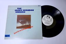 James Herndon Reach Out And Touch Somebody's Hand WLP PROMO NASHBORO 7267 GOSPEL