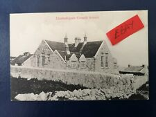 More details for vintage postcard anglesey - llanbedrgoch county school  - early 1900
