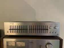 Realistic Stereo Equalizer 31-2000 (10 Band, Silver Face, Barely Used!)