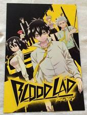 "BLOOD LAD - 12""x18"" D/S Original Promotional TV Poster SDCC 2014 MINT VIZ MEDIA"