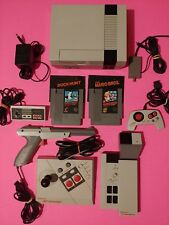 Nintendo Entertainment System - ALL Original Collector's Bundle - Must SEE!!