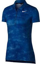 Nike Women's Seasonal Print Dry Polo - M