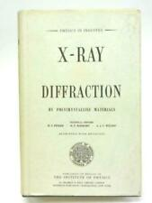 X-ray Diffraction by Polycrystalline Materials (H.S. Peiser - 1960) (ID:39322)