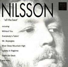 Nilsson All The Best CD NEW SEALED Without You/Everybody's Talkin'/Mr. Bojangles