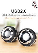 600W Speaker Multimedia Mini Boxen Lautsprecher PC Laptop Portable USB 2.0 #Q5