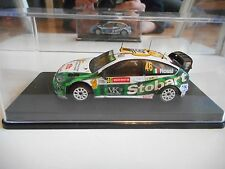 Ixo Ford Focus WRC #46 Wales Rally 2008 V. Rossi in White on 1:43 in Box