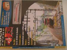 **a2 Loco Revue n°722 Construction automotrice Z 4900 H0 / CC 40100 LS Models H0