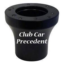 Club Car Precedent Golf Cart Black Steering Wheel Hub Adapter