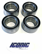 05-08 Polaris Ranger 700 4x4 XP EFI Crew BOTH Front and Rear Wheel Bearings