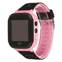 Kids Smart Watch Anti-lost Children LBS Tracker SOS Call For Android IOS Phone G