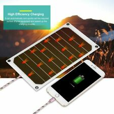 10W Portable Solar Panel Charger for Mobile Phone Charging Power Bank Charger