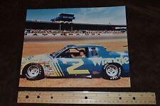 Photo of Dale Earnhardt Sr. at Daytona Wrangler #2 Racecar Picture 7 x 10