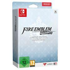 Nintendo Nin Fire Emblem Warriors Limited Ed. 12 2520966
