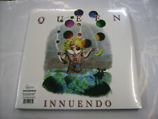 QUEEN - INNUENDO - 2LP REISSUE BLACK VINYL 2015 - 180 GRAM NEW SEALED