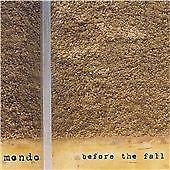 Mondo-Before the Fall CD   Very Good