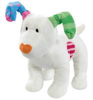 The Snowdog Bean Toy ~ Soft Plush Cute Toy 17cm ~ Raymond Briggs  FAST DISPATCH!
