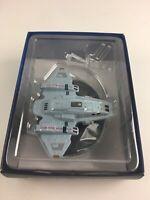 Eaglemoss STAR TREK U.S.S. Voyager's Aeroshuttle Starship Die-Cast Model