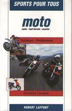 Moto Route – Tout-Terrain – Scooter Technique - Entraînement - Christian Lacombe