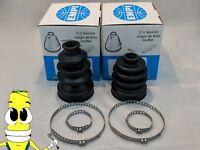EMPI FRONT Inner & Outer CV Axle Boot Kit for Honda TRX350 Rancher 4x4 2000-2006