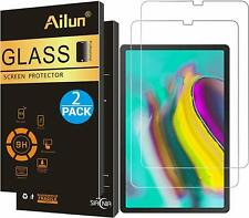 Screen Protector For Samsung Galaxy Tab S5e 10.5 Inch 2-Pack 9H Tempered Glass