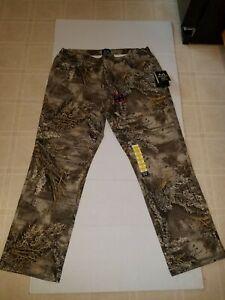 1- REALTREE MAX-1 XT 5 Pocket Pants Camo Camouflage Hunting Pants Size XL 40-42
