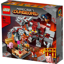 Lego 21163 Minecraft Dungeons: The Redstone Battle Building Set
