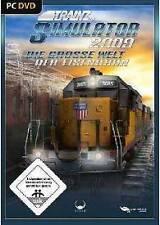 TRAINZ 2009 TRAIN SIMULATOR * DEUTSCH * Sehr guter Zustand