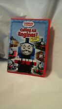 Thomas & Friends Calling All Engines DVD 2005