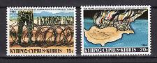 Cyprus 1984 10th Anniv. Of Turkish Invasion Of Cyprus Mnh