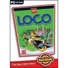 LEGO LOCO - PC Train Set Simulator for the Kids - NEW
