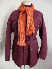 BELSTAFF LHASA LADY Jacket 2 in 1 Jacke Damen Indian Violet Gr.36 NEU mit ETIKET
