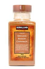 Kirkland Signature Ground Saigon Cinnamon 303g Packed in USA