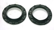 New Mustang 2 II Upper Coil Spring Cushions PAIR Pads Gaskets Insulators