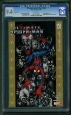 Ultimate Spider-Man #100 (2006) CGC Graded 9.4 Variant Edition