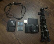 Canon G7x Mark ii Bundle