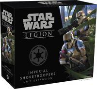 Imperial Shoretroopers Unit Expansion Star Wars Legion NIB FFG