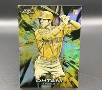 Shohei Ohtani RC 2018 Topps Fire #150 Los Angeles Angels MLB
