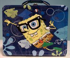 Spongebob Metal Lunch Box [Glasses]