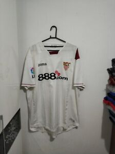 2007-08 Sevilla Home Jersey Maglia Camiseta Maillot Trikot XL Excellent RARE